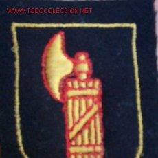 Militaria: ESCUDO DE BRAZO ITALIANO DE DIVISIÓN SS ITALIA, ORIGINAL, GARANTIZADO. RMAY03.112. Lote 27284856
