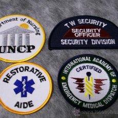 Militaria - LOTE DE 4 PARCHES - 24798674