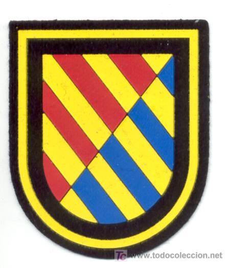 PARCHE O EMBLEMA DE PASEO UNIDAD MILITAR DE EMERGENCIA U.M.E. 8X6,5 CNTS (Militar - Parches de tela )