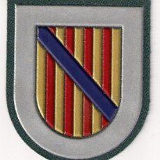 Militaria: PARCHE EMBLEMA ESCUDO ESPAÑA POLICIA GUARDIA CIVIL ISLAS BALEARES AAA. Lote 208672280