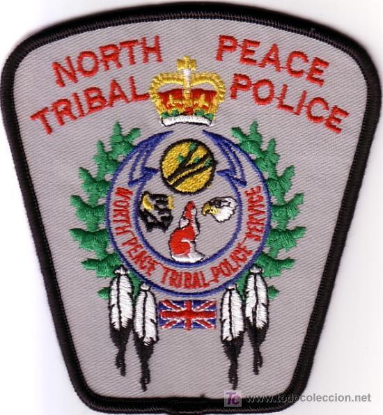 Parche policia  canada tribal police - policia - Sold