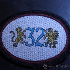 Militaria: PARCHE 32 REG INF,HOLANDA. Lote 26484347