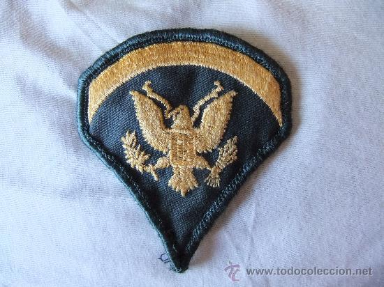 PARCHE DE TELA DE ESPECIALISTA DEL EJERCITO AMERICANO (Militar - Parches de tela )
