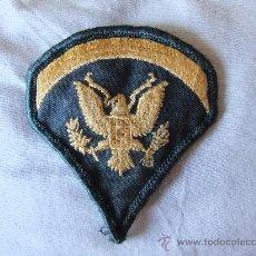 Militaria: PARCHE DE TELA DE ESPECIALISTA DEL EJERCITO AMERICANO. Lote 27105465