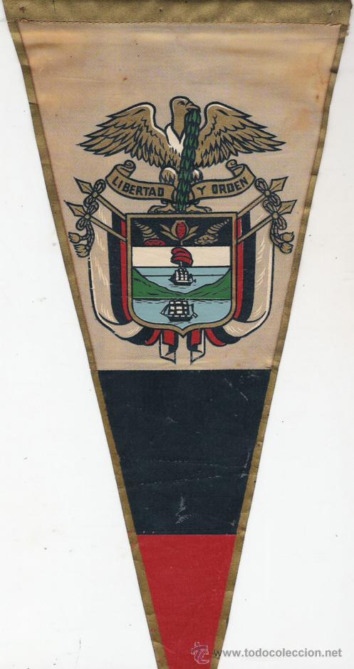 BANDERA DE COLOMBIA ANTIGUA (Militar - Parches de tela )