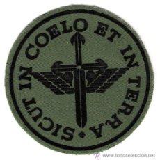Militaria: PARCHE EMBLEMA FAMET VERDE. Lote 166678393