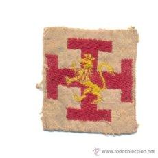 Militaria: BONITO PARCHE DE TELA DE LA OJE FALANGE MEDIDAS: 5X4'5 CTMS.. Lote 27747531