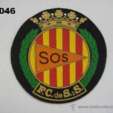 Militaria: PARCHE DE LA FEDERACIÓN CATALANA DE SALVAMENTO Y SOCORRISMO (F.C.S.S.). ENVÍO GRATUITO. Lote 28579047