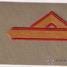 Militaria: PARCHE EMBLEMA EN ARENA MILITAR EJERCITO ESPAÑOL LEGION LEGIONARIO CABO MAYOR AAA. Lote 34269498