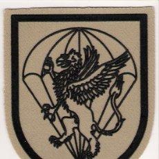 Militaria: PARCHE EMBLEMA BATALLON CUARTEL GENERAL BRIPAC PARA TRAJE PIXELADO. Lote 56394546
