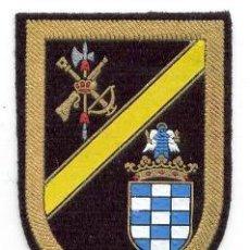 Militaria: PARCHE PASEO LEGION ESPAÑOLA TERCIO DUQUE DE ALBA 2º DE LA LEGION, MIDE 7X9.5,. Lote 195187218