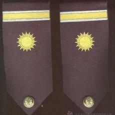 Militaria: PAR DE HOMBRERAS MILITAR ARMADA ESPAÑOLA. TENIENTE INTENDENCIA. Lote 30500530