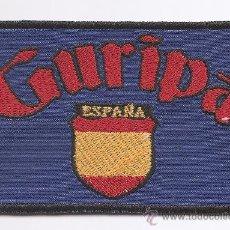 Militaria: PARCHE MERCHANDISING DIVISION AZUL - GURIPA. Lote 34336956