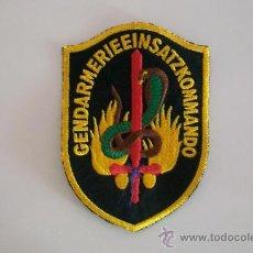 Militaria: PARCHE AUSTRÍACO POLICIAL GEK. Lote 35603951
