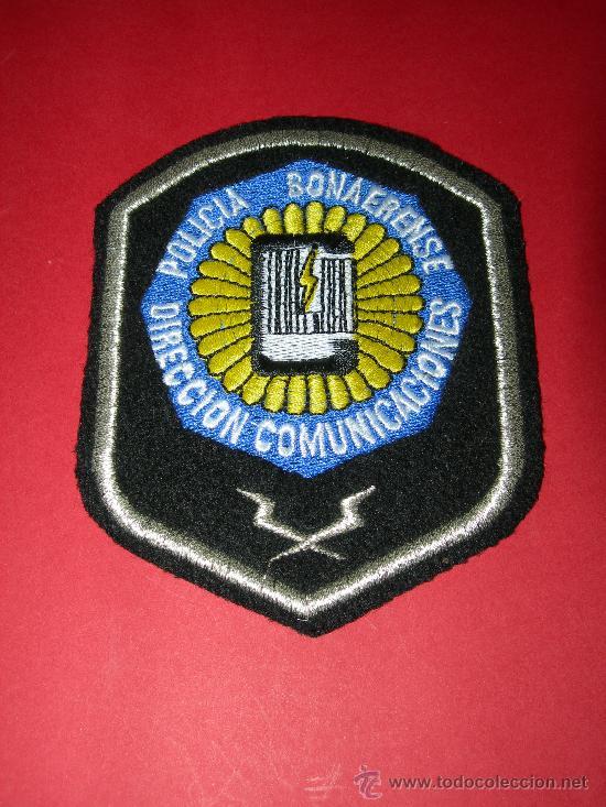PARCHE POLICIA ARGENTINA BUENOS AIRES (Militar - Parches de tela )