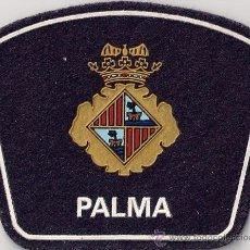 Militaria: PARCHE EMBLEMA ESCUDO POLICIA LOCAL ISLAS BALEARES MODELO BRAZO. Lote 207891553