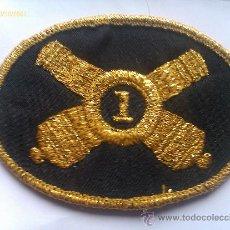 Militaria: PARCHE SOMBRERO DE OFICIAL 1º REGIMIENTO DE ARTILLERÍA LIGERA DE RHODE ISLAND. GUERRA DE SECESIÓN.. Lote 36167863