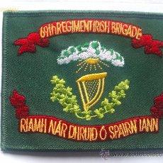 Militaria: PARCHE 69 REGIMIENTO BRIGADA IRLANDESA DE NUEVA YORK. GUERRA DE SECESIÓN. 1861-1865. ESTADOS UNIDOS . Lote 36168028