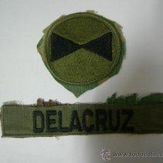 Militaria: RARO PARCHE DE LA 7TH INFANTRY DIVISION DEL U.S. ARMY - AÑOS 80. Lote 36605597