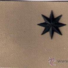 Militaria: PARCHE EMBLEMA ESCUDO MILITAR EJERCITO ESPAÑOL LEGION LEGIONARIO AAA. Lote 36425332