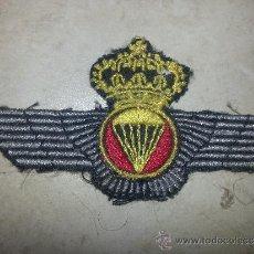 Militaria: PARCHE ROKISKI DEL ESCUADRON DE ZAPADORES PARACAIDISTAS DEL EJERCITO DEL AIRE DE ESPAÑA. Lote 86612858