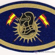 Militaria: PARCHE EMBLEMA BRIGADA LOGÍSTICA DE CABALLERIA. Lote 170504241