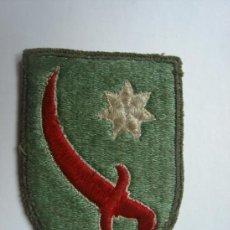 Militaria: ESTADOS UNIDOS. WWII. TROPAS AMERICANAS EN IRÁN. RARO. Lote 38894826
