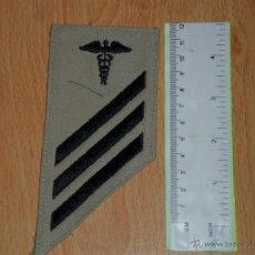 Militaria: PARCHE EMBLEMA MILITAR EJERCITO RANGO US ESTADOS UNIDOS DE AMERICA USA AAA. Lote 39983125