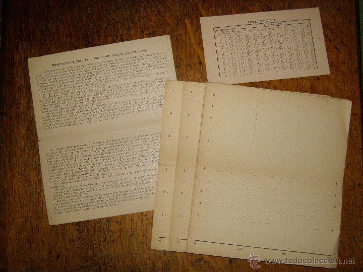 Militaria: Cuaderno de perspectiva rápida - Libretas de Dibujo ( Milésima) Toledo 1910 - - Foto 2 - 40297708