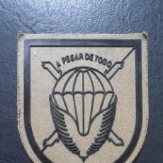 Militaria: PARCHE DE TELA DE LA UNIDAD DE BASE DE LA BRIPAC. MOD 89. Lote 134472951