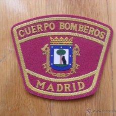 Militaria: CUERPO BOMBEROS MADRID. Lote 41431150