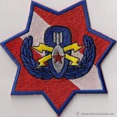 Militaria: PARCHE EMBLEMA ESCUDO POLICIA WASHINGTON EOD EXPLOSIVOS SCUBA TEAM SUBMARINISTA . Lote 41433220