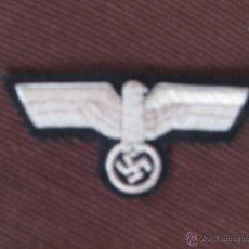 Militaria: AGUILA ALEMANA PARA GORRA TROPA. Lote 41693543