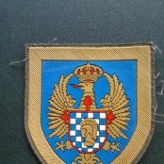 Militaria: PARCHE EMBLEMA ESCUDO MILITAR EJERCITO ESPAÑOL . Lote 44123905