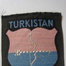 Militaria: WWII. TURKISTAN. VOLUNTARIOS EN EL ÉJÉRCITO ALEMÁN. Lote 44432356