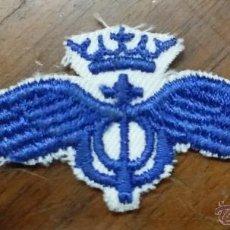 Militaria: ROKISKI BORDADO SOBRE TELA EPOCA DE FRANCO. Lote 44638219
