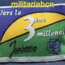 Militaria: SCOUTS DE FRANCE. INSIGNIA DE TELA DE LOS BOY SCOUTS FRANCESES.. Lote 295037133