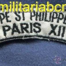 Militaria: SCOUTS DE FRANCE. INSIGNIA DE TELA DE LOS BOY SCOUTS FRANCESES.. Lote 295037143