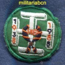 Militaria: SCOUTS DE FRANCE. INSIGNIA DE TELA DE LOS BOY SCOUTS FRANCESES.. Lote 295037153