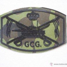 Militaria: PARCHE DE TELA DEL GRUPO CUARTEL GENERAL. ET.. Lote 46573714