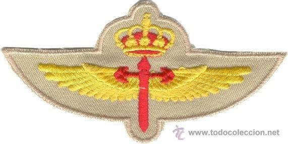 PARCHE EMBLEMA PILOTO FAMET (Militar - Parches de tela )