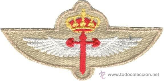 PARCHE EMBLEMA MECÁNICO FAMET (Militar - Parches de tela )