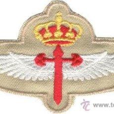 Militaria: PARCHE EMBLEMA MECÁNICO FAMET. Lote 46827591