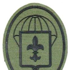 Militaria: PARCHE BRIGADA PARACAIDISTA BRIPAC 1 BANDERA MODELO ANTIGUO. Lote 208372965
