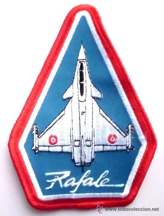 MILITARY PATCH - RAFALE (Militar - Parches de tela )