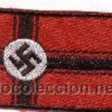 Militaria: PARCHE KRIEGSMARINE. ALEMANIA. 2ª GUERRA MUNDIAL. 1939-1945. Lote 136374393