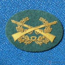 Militaria: PARCHE GUARDIA CIVIL TIRADOR SELECTO ORIGINAL. Lote 47991762