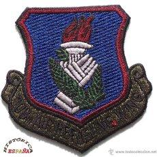 Militaria: PACHE MILITAR, AMERICANO - 108 TH AIR REFUELING WING. Lote 48125962