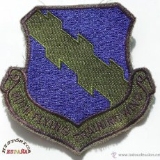 Militaria: PARCHE AMERICANO - 80 TH FLYING TRAINING WING. Lote 48155251