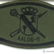 Militaria: PARCHE MILITAR ESPAÑOL. Lote 48365211